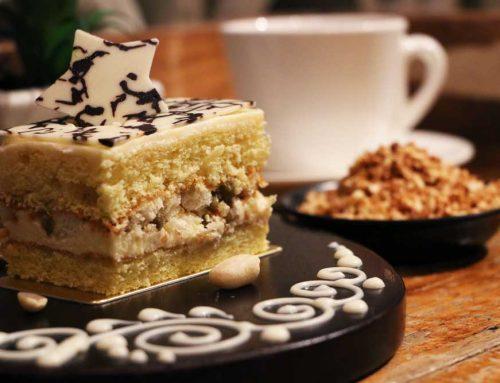 Cake Sekoteng