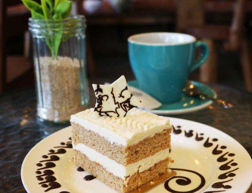 Cake Teh Kotak