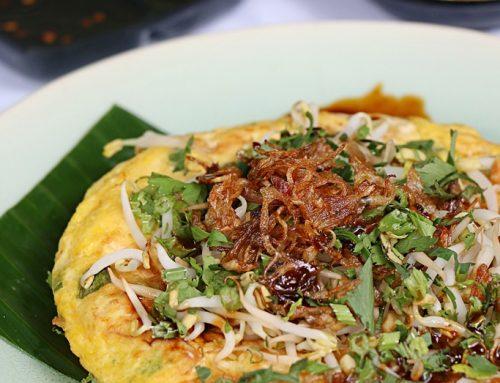 Omelette Tahu Peuties