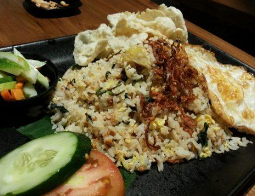 Detikfood Review : Kedai Locale: Nasi Goreng Oncom yang Gurih Wangi Bergaya Rumahan
