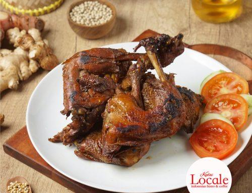 Ayam 1/2 Ekor Bakar