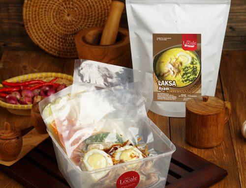 Kedai Locale Kitchen – Laksa Ayam